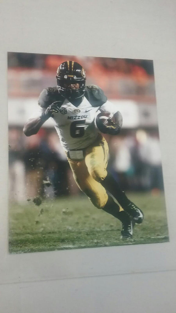 "Missouri Tigers Marcus Murphy Glossy 8""x10"" Photo"