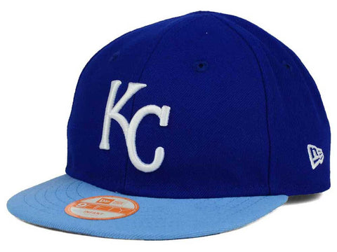 Kansas City Royals Infant My First 9FIFTY Snapback Adjustable Hat by New Era