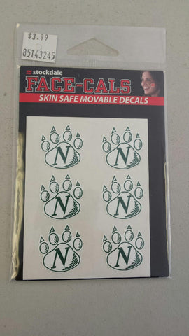 Northwest Missouri State Face-Cals