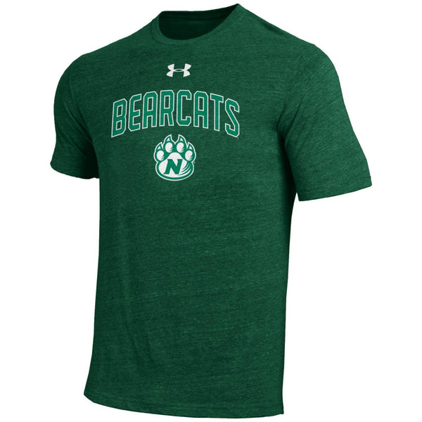 Northwest Missouri State Short Sleeve Legacy Tri Blend Crew T-Shirt by Under Armour