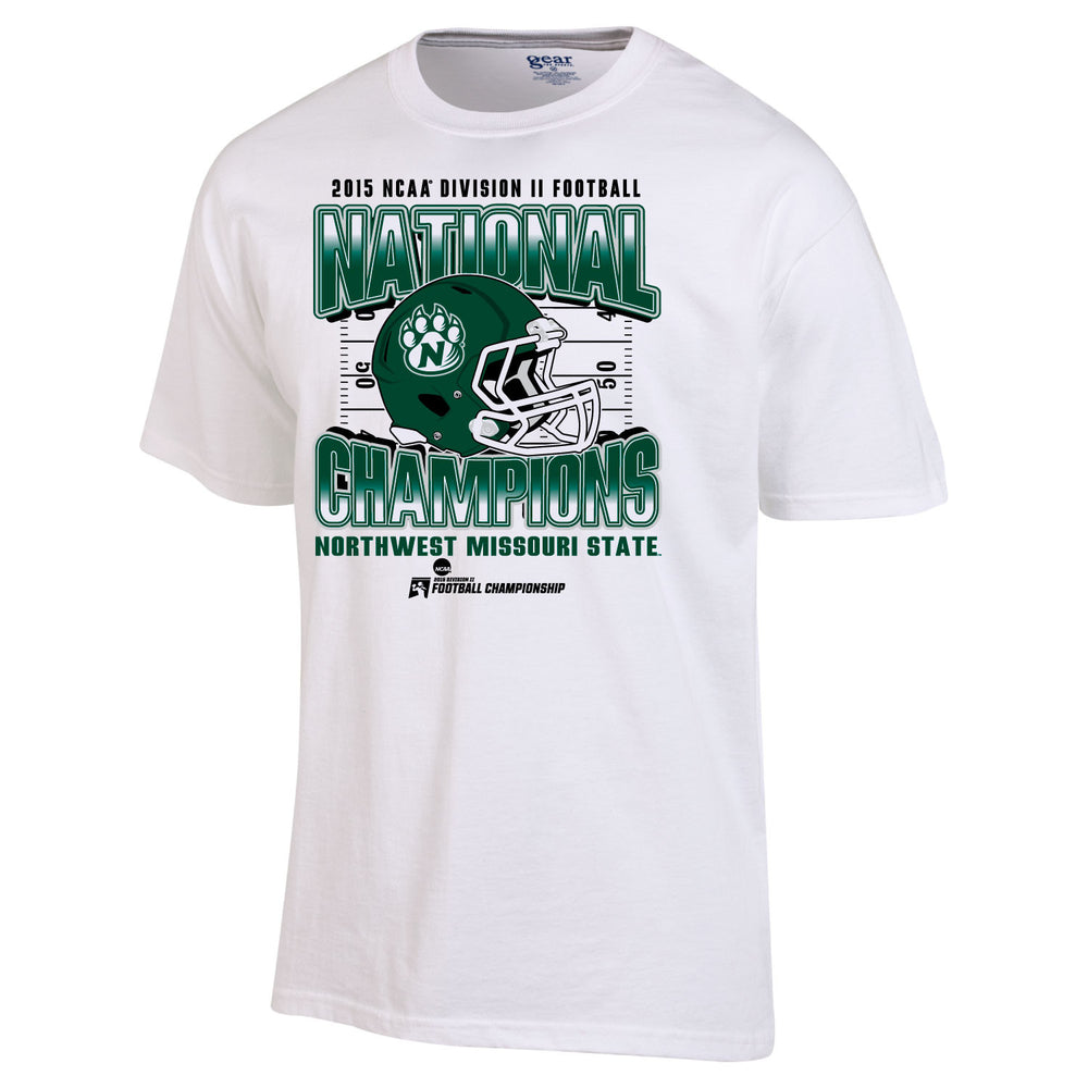 Northwest Missouri State 2015 National Champions Locker Room Shirt