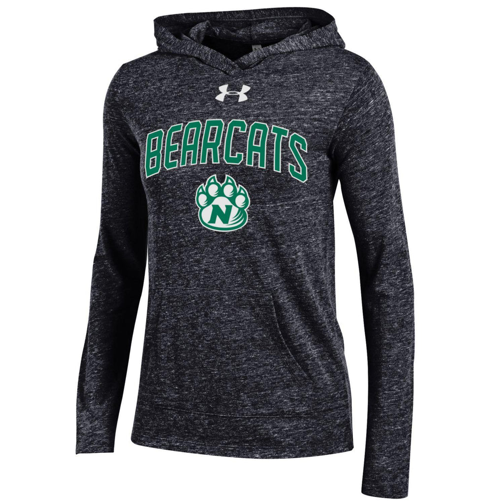 Northwest Missouri State Ladies Triblend Hooded Pullover by Under Armour