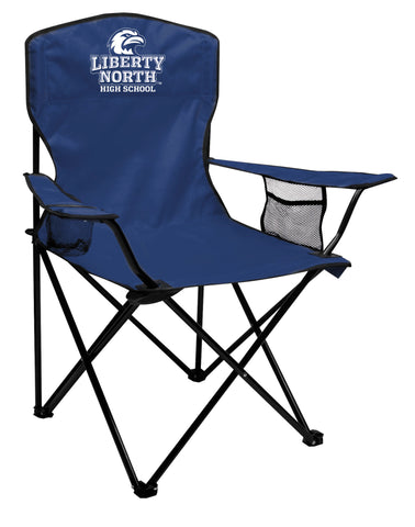 Liberty North Eagles Canvas Stadium Tailgate Chair