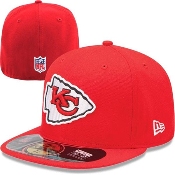 Kansas City Chiefs Red On-Field Player