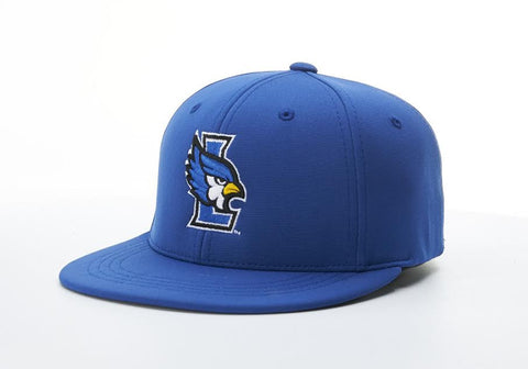 Liberty Blue Jays PTS20 Youth Fitted Flatbill Hat by Richardson