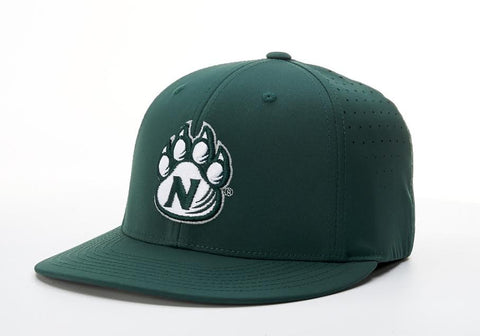 Northwest Missouri State PTS30 Lite Green Stretch Fit Hat by Richardson
