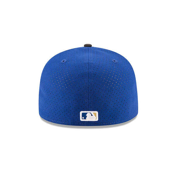 Kansas City Royals Perf Basic Fitted 59FIFTY Hat by New Era