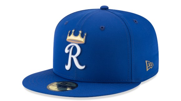 Kansas City Royals 2018 Batting Practice 59FIFTY Fitted Hat by New Era 1b29b58a920