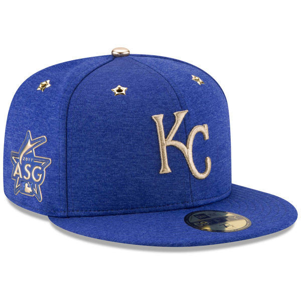 8bad069da54 Kansas City Royals 2017 All Star Fitted 59FIFTY Hat by New Era