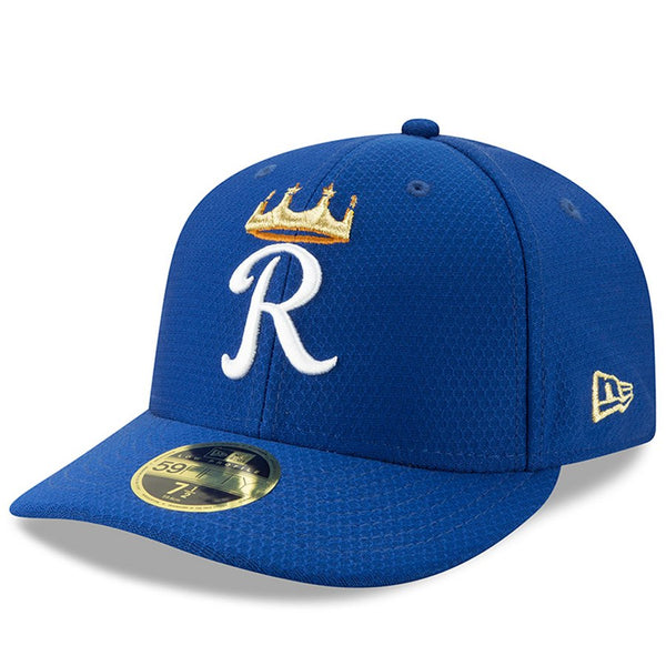 Kansas City Royals 2019 Batting Practice 59FIFTY Fitted Hat by New Era