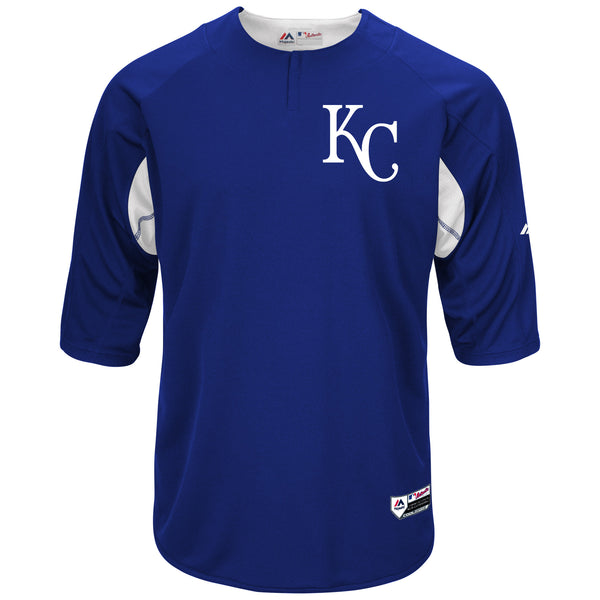 Kansas City Royals Authentic Collection BP Trainer by Majestic