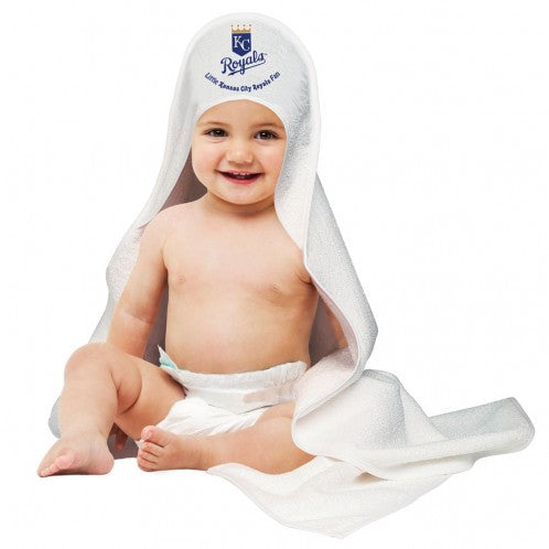 Kansas City Royals All Pro Hooded Baby Towel