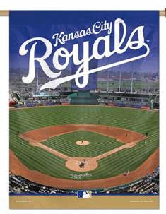 "Kansas City Royals 27""x37"" Vertical Banner by Wincraft"