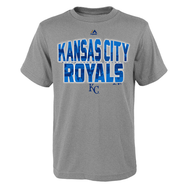 Kansas City Royals Boys Big City T-Shirt by Outerstuff