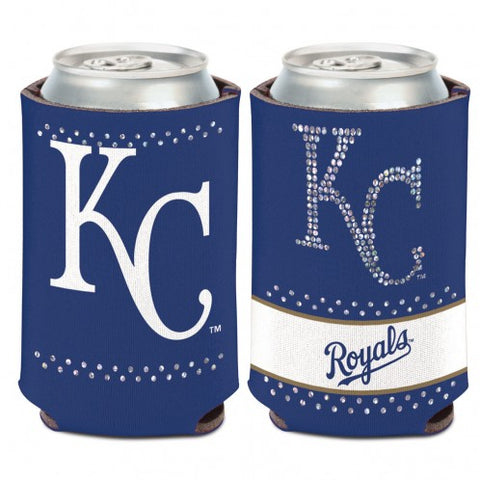 Kansas City Royals Bling Can Cooler Coozi 12 oz. by Wincraft