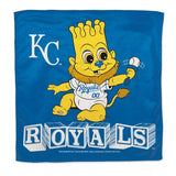 Kansas City Royals / Littlest Fan MLB Burp Cloth 16