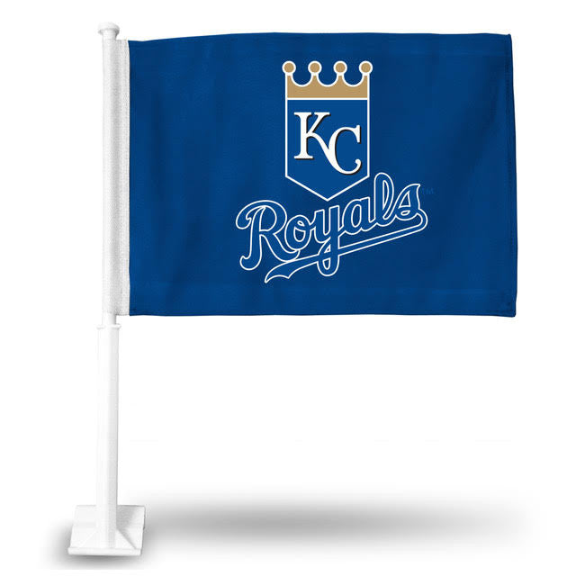 Kansas City Royals Team Car Flag by Rico