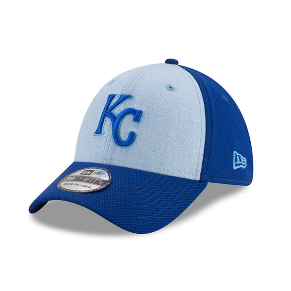 Kansas City Royals Fathers Day 39THIRTY Stretch Fit Hat by New Era