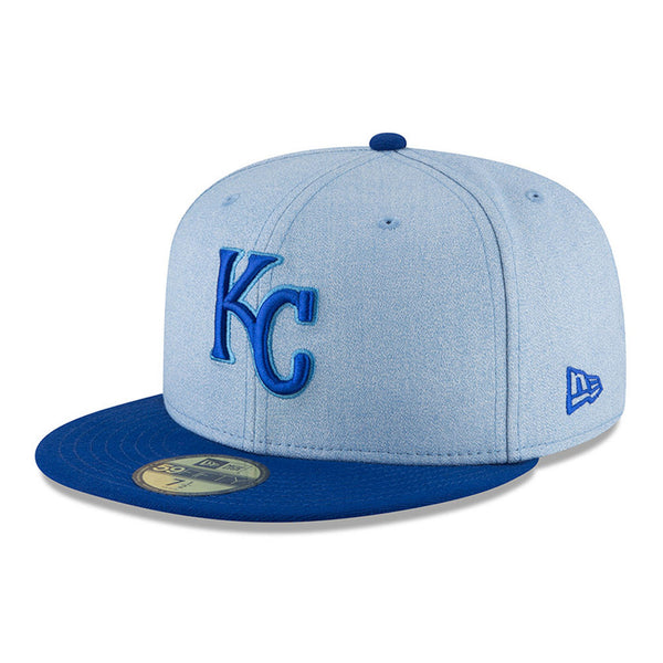 Kansas City Royals Fathers Day 59FIFTY Fitted Hat by New Era