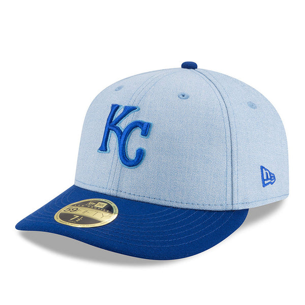 Kansas City Royals Fathers Day 59FIFTY Low Profile Fitted Hat by New Era