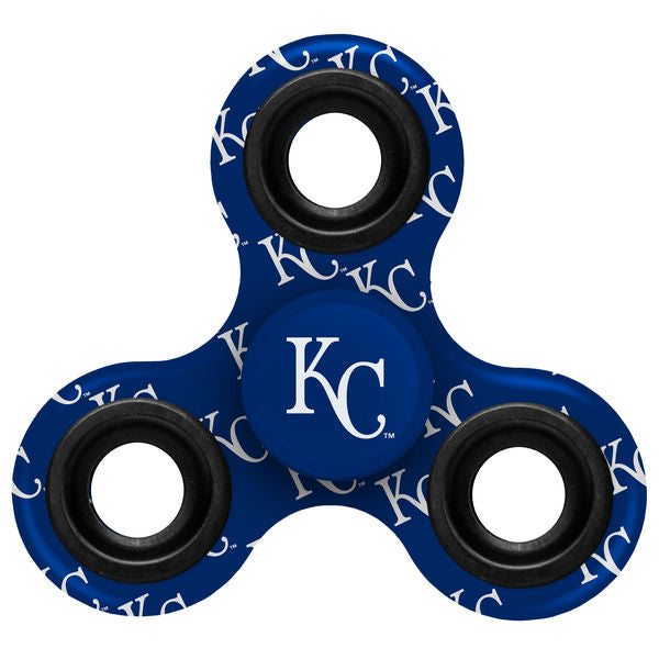 Kansas City Royals 3 Way Distracto Spinner by Forever Collectibles