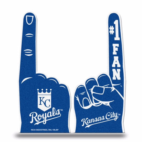 Kansas City Royals Flat Foam Finger by Rico