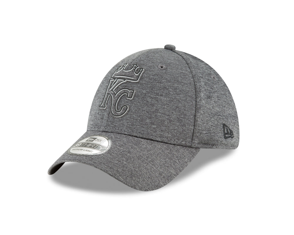 sneakers for cheap 1d04d e9982 Kansas City Royals 2018 Clubhouse Gray 39THIRTY Hat by New Era