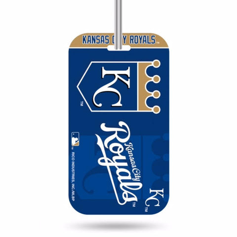 Kansas City Royals Team Luggage Tag by Rico