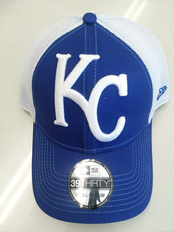 Kansas City Royals Mega Team Neo 2 39THIRTY Hat by New Era