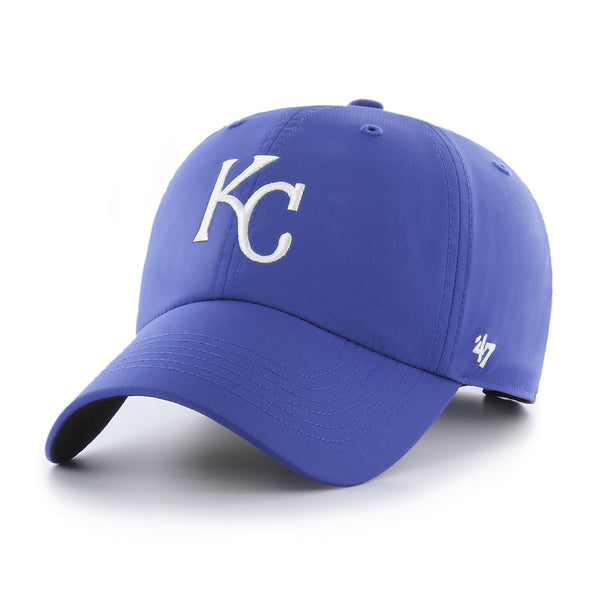 Kansas City Royals Repitition 47 Adjustable Clean Up Hat by '47 Brand