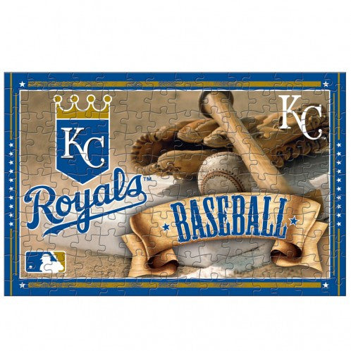 Kansas City Royals 150 Piece Puzzle in Box by Wincraft