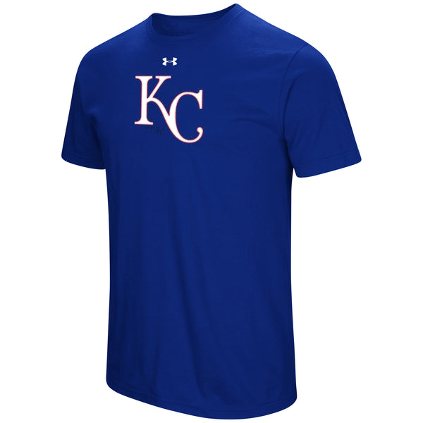 Kansas City Royals Stitch Logo T-Shirt by Under Armour