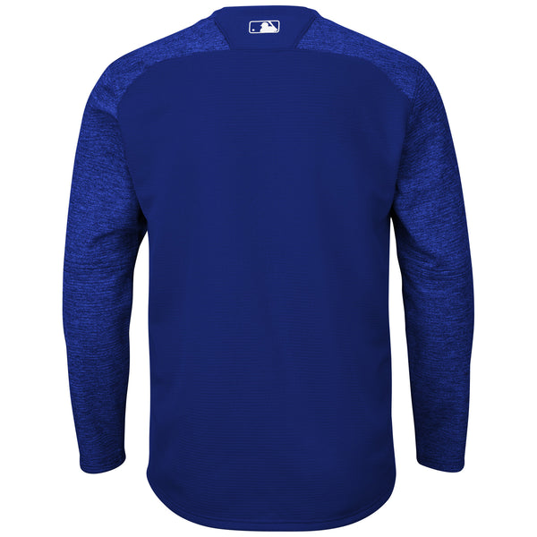 Kansas City Royals Tech Fleece Pullover by Majestic