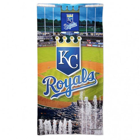 "Kansas City Royals Spectra Beach Towel 30"" x 60"" by McArthur"