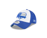 Kansas City Royals Girls Youth Sparkly Fan Adjustable 9TWENTY Hat by New Era
