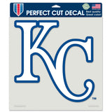 Kansas City Royals Perfect Cut Color Decal 8