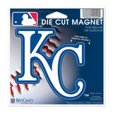 Kansas City Royals Die Cut Magnet 4.5