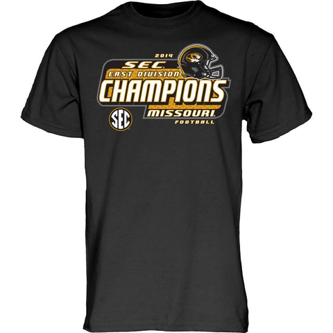 Missouri Tigers Youth S/S SEC East Champs Tee by Blue 84