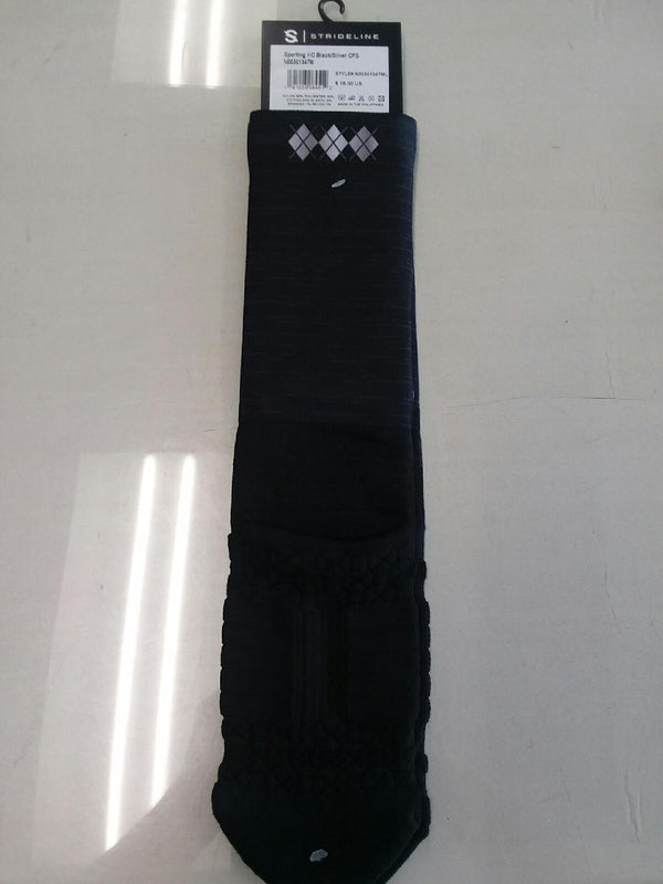 Sporting Kansas City Black Crew Performance Socks by Strideline