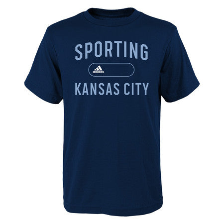 Sporting Kansas City Boys 8-20 Marathon T-Shirt