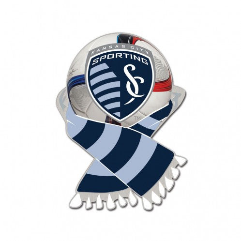 Sporting Kansas City Scarf Collector Pin by Wincraft