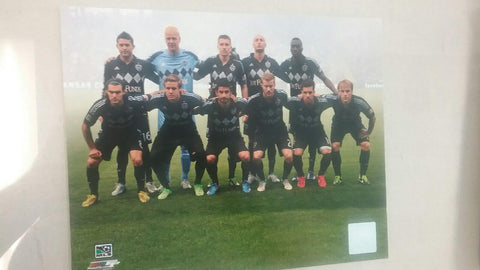 "Sporting Kansas City 2013 Roster Glossy 8""x10"" Photo"