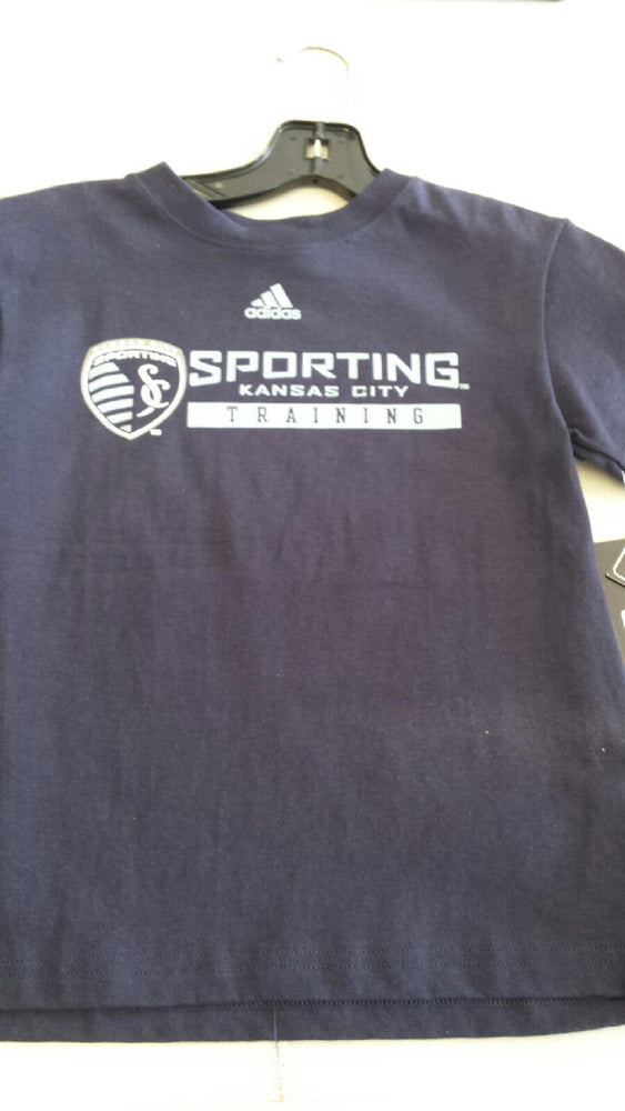 Sporting Kansas City Boys Sizing Training T-Shirt