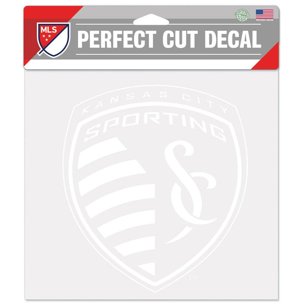 "Sporting Kansas City Perfect Cut Decals 8"" x 8"" by Wincraft"