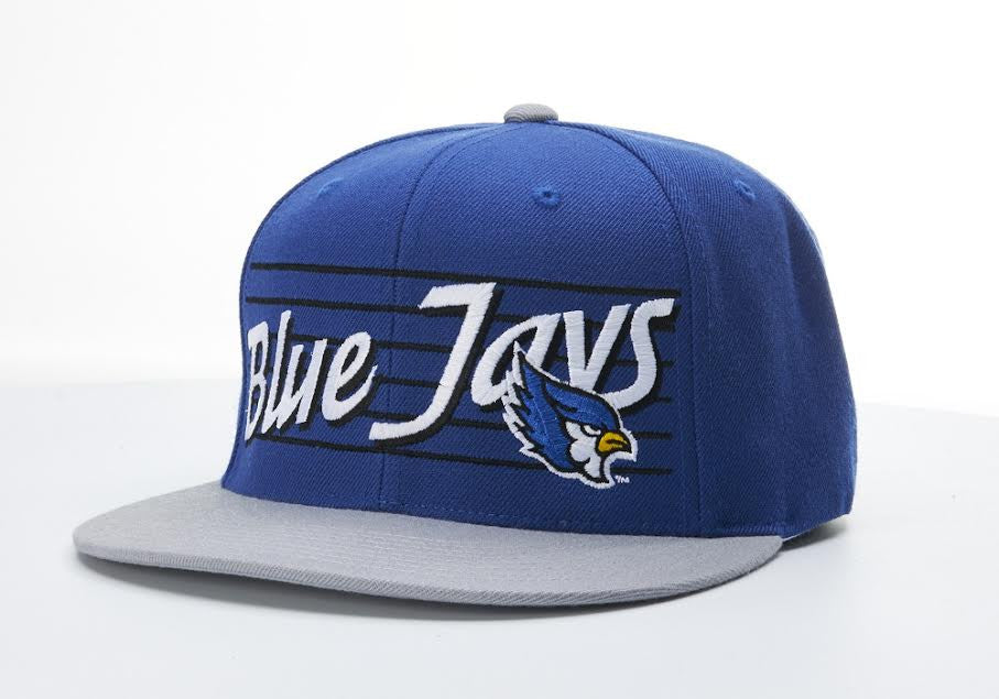 Liberty Blue Jays Pro 510 Adjustable Snapback Hat by Richardson