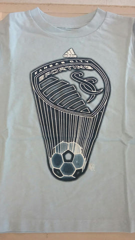 Sporting Kansas City Kids 4-7 Translucent T-Shirt by Outerstuff