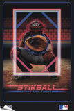 Stikball Strike Zone Poster by Hog Wild
