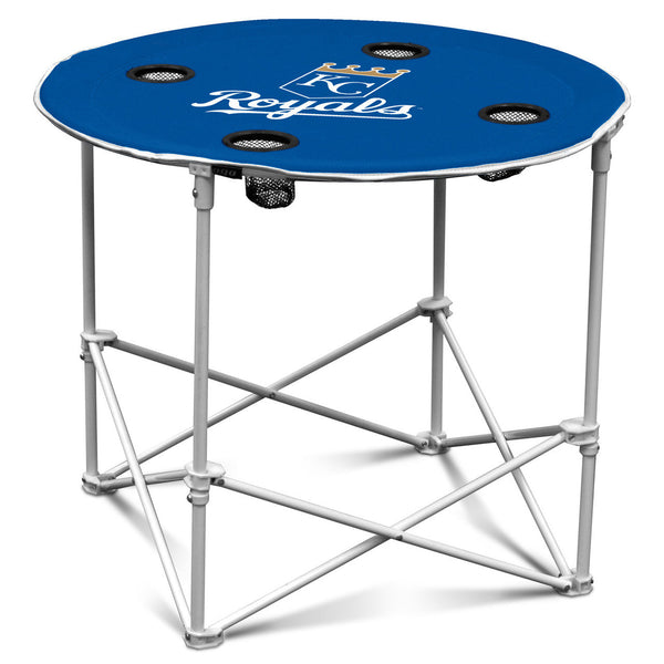"Kansas City Royals Official MLB 30""x24"" Round Table by Logo"