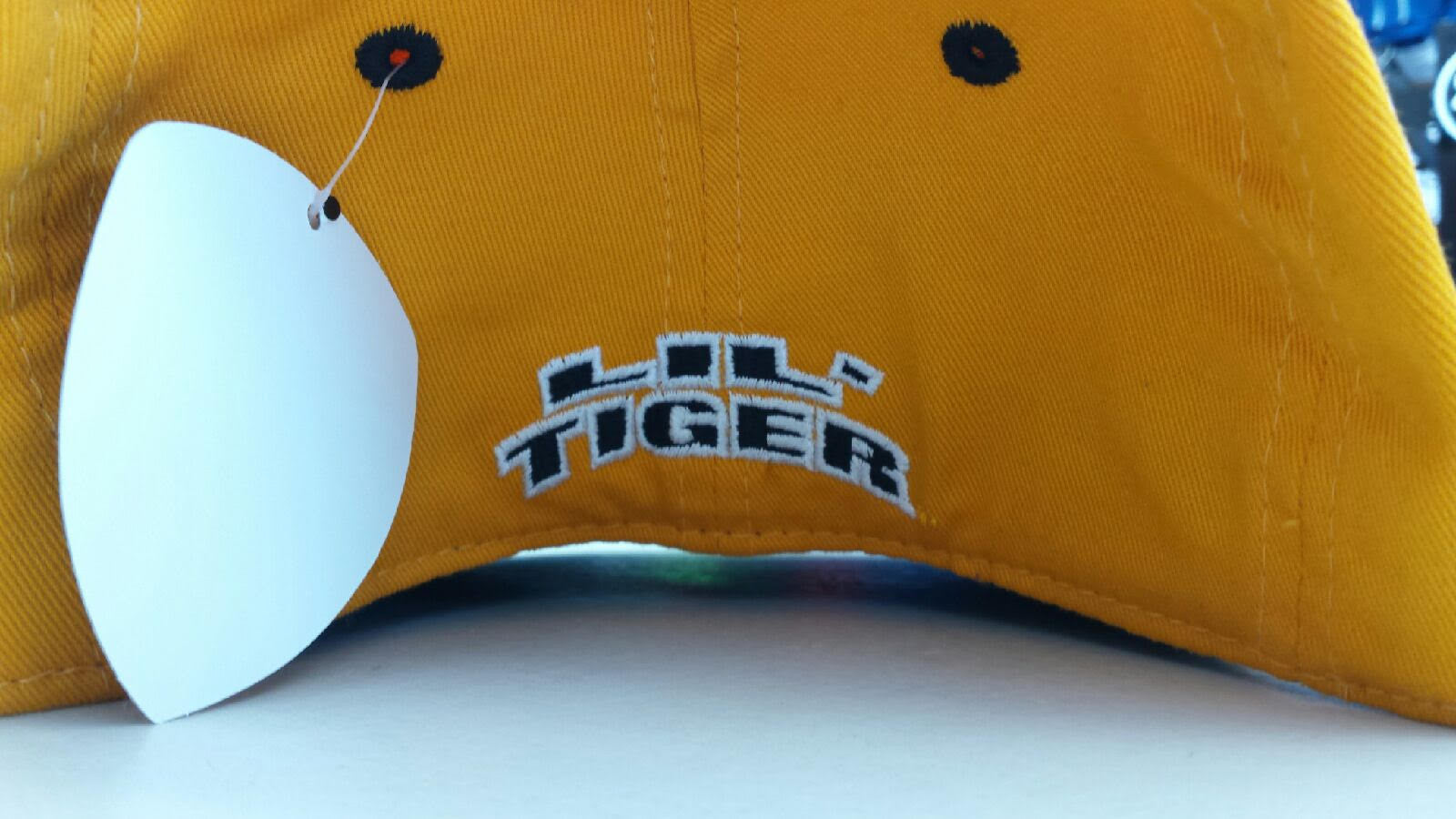 8cadbe01 Missouri Tigers Infant Fitted Hat by Top of the World