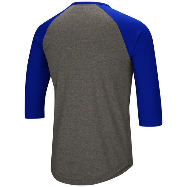 Kansas City Royals Royals Heritage 3/4 Sleeve Baseball Tee by Under Armour